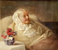 Florence Nightingale, 1907 (watercolor)