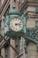 Landmark Clock - Chicago