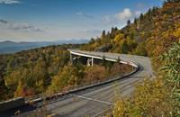 Linn Cove Viaduct October 2012