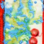 """""""Radish Grid"""" by MelanieChambersHartman"""
