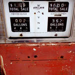 """Wayne Gas Pump"" by sondrasula"