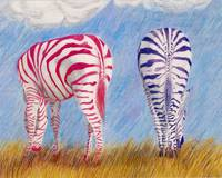 Zebras of a Different Stripe