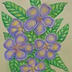 """Purple Flowers"" by thuraya"