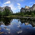 """Yosemite - Valley View A"" by lovemushroom"