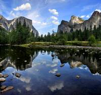 Yosemite - Valley View A