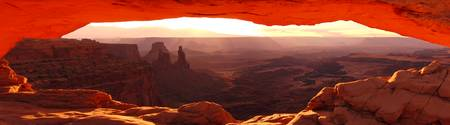Canyonlands - Mesa Arch Sunrise