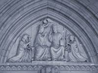 Doorway Frieze - Chapelle Saint Michelle