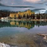 """Chateau Lake Louise"" by ArtbyDesign"