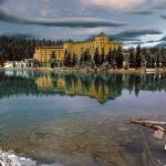 """Chateau Lake Louise"" by ArtbyDesign"