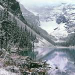 """Lake Louise Winter"" by ArtbyDesign"