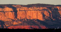 Red Rock Cliffs - small presentation 0005
