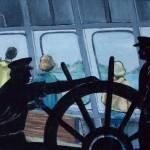 """Vashon Island Visitors"" by Pamla"