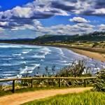 """Muriwai Beach"" by DougS"