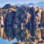 """Granite Reflection"" by graphixcat"