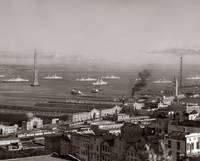 Great White Fleet, San Francisco Bay by WorldWide Archive