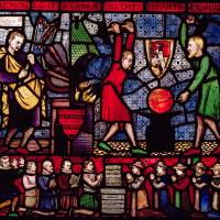 """The Fabian Society Window"" by The Fine Art Masters"