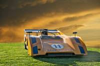 1971 McLaren ME Can Am Race Car