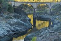 Mountain Quarry Bridge