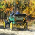 """Stanley Steamer"" by susansartgallery"