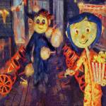 """Coraline Circus"" by themidnightstreets"