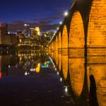 """Stone Arch Bridge"" by bryanscott"