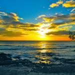 """""Costa Rica Sunset"""" by AlexandraZloto"