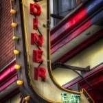 """Galaxie Diner"" by bryanscott"