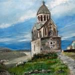 """Noravank Complex - Armenia"" by arlen"