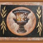 """Roman Vase 20x16"" by cre8ivepix"