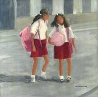 School Girls (Pink Ball)