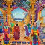 """Templo Sacrosanto"" by Ayahuasca_Visions"