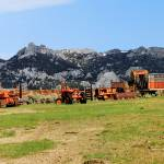 """""""Old Farm Machinery at City of Rocks"""" by GregStringham"""