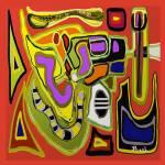 """Cosmic Reality"" by artbyshesh"