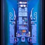 """Sodalite Cabinet : 01"" by Interiospectre"