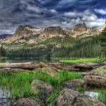 """Hell Roaring Lake"" by GregStringham"