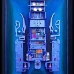 """Sodalite Cabinet : 02"" by Interiospectre"