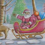 """Santa Claus"" by thuraya"