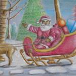 """""""Santa Claus"""" by thuraya"""