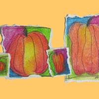 Pumpkin Patch Art Prints & Posters by Jeffrey Moore