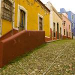 """Guanajuato, Mexico Cobble Stone"" by ArmenKojoyian"