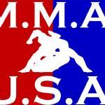 U.S.A. M.M.A. logo 3