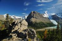 View on Mount Robson