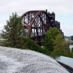 """Rock Island Railroad Bridge"" by KingsArtworx"