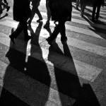 """""""Piétons (Pedestrians)"""" by patricktpower"""