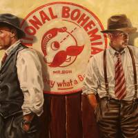 1946 Boh Boys Art Prints & Posters by Kevin Peddicord