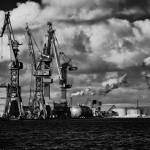 """Shipyard #1"" by monochrome80iso"