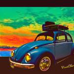 """VW Surf Rod"" by chassinklier"