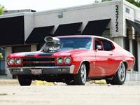 Blown 1970 Chevelle SS