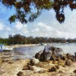 """Rawai Beach, Phuket"" by MikeNichol"