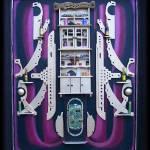 """Pyrite Cabinet : 01"" by Interiospectre"
